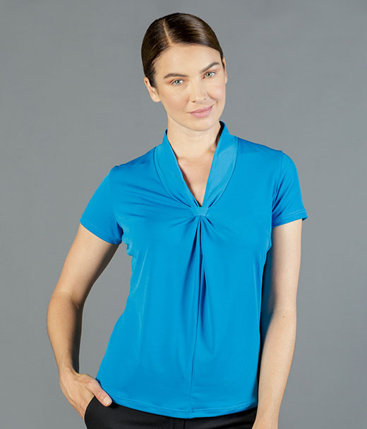 COOL BREEZE KNOT TOP