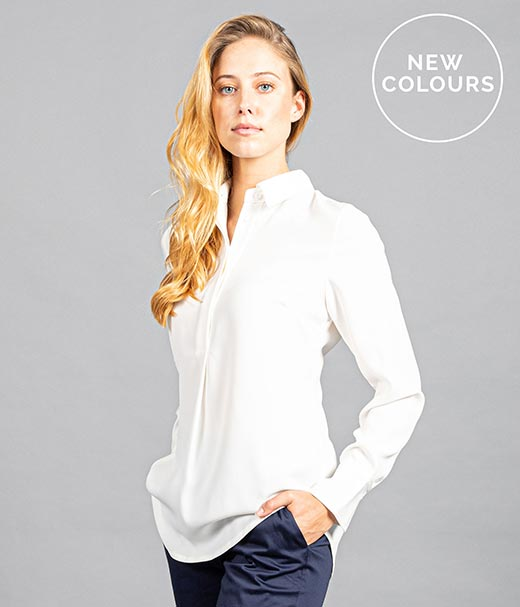 LONG SLEEVE SOFT TOP